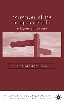 Robinson, Richard - Narratives of the European Border, ebook