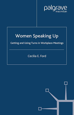 Ford, Cecilia E. - Women Speaking Up, e-bok