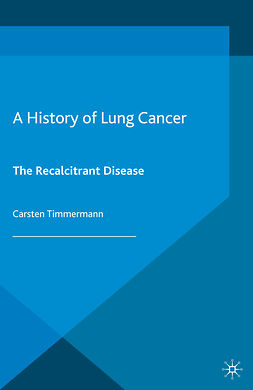 Timmermann, Carsten - A History of Lung Cancer, e-kirja