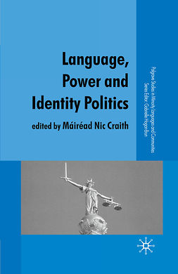Craith, Máiréad Nic - Language, Power and Identity Politics, ebook