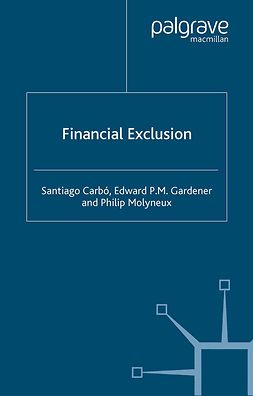 Carbó, Santiago - Financial Exclusion, ebook