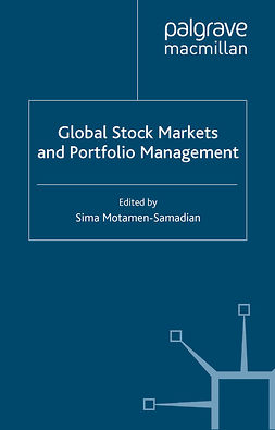 Motamen-Samadian, Sima - Global Stock Markets and Portfolio Management, e-bok
