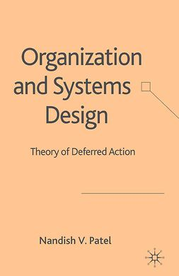 Patel, Nandish V. - Organization and Systems Design, ebook