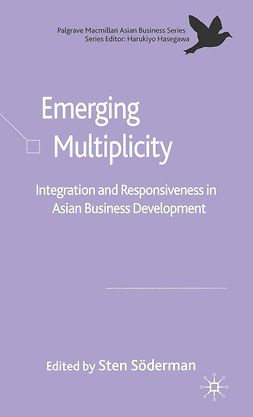 Söderman, Sten - Emerging Multiplicity, ebook