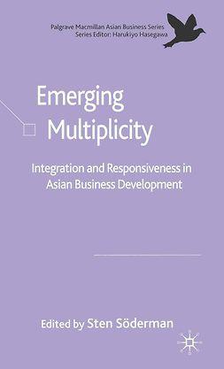 Söderman, Sten - Emerging Multiplicity, e-bok