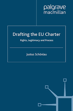 Schönlau, Justus - Drafting the EU Charter, e-kirja