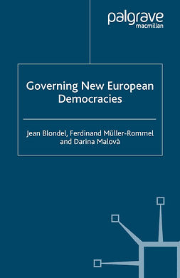 Blondel, Jean - Governing New European Democracies, ebook