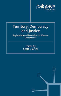 Greer, Scott L. - Territory, Democracy and Justice, ebook