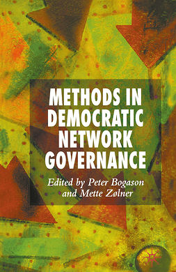 Bogason, Peter - Methods in Democratic Network Governance, ebook