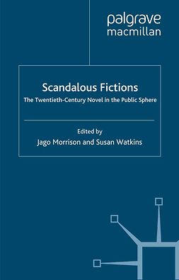 Morrison, Jago - Scandalous Fictions, ebook