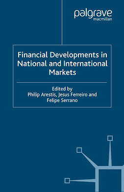 Arestis, Philip - Financial Developments in National and International Markets, e-bok