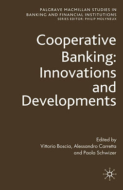 Boscia, Vittorio - Cooperative Banking: Innovations and Developments, ebook
