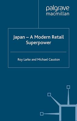 Causton, Michael - Japan — A Modern Retail Superpower, ebook