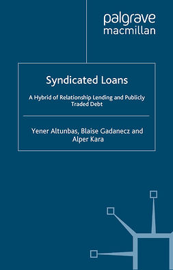 Altunbaş, Yener - Syndicated Loans, ebook