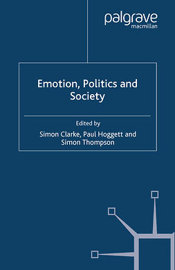 Clarke, Simon - Emotion, Politics and Society, ebook