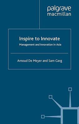 Garg, Sam - Inspire to Innovate, ebook
