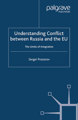 Prozorov, Sergei - Understanding Conflict between Russia and the EU, e-bok