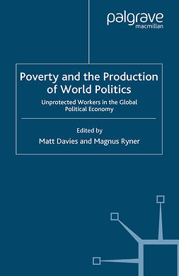 Davies, Matt - Poverty and the Production of World Politics, ebook