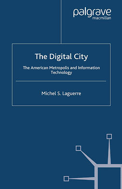 Laguerre, Michel S. - The Digital City, ebook