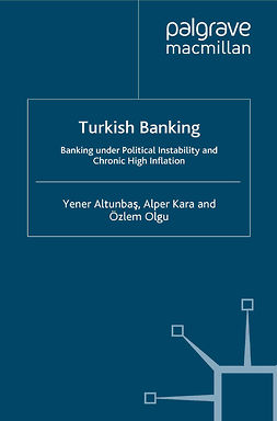 Altunbaş, Yener - Turkish Banking, ebook