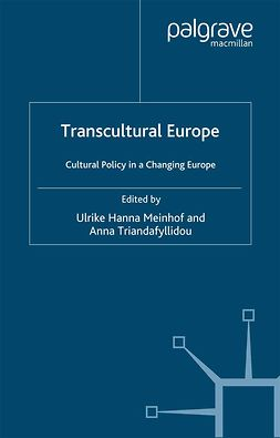 Meinhof, Ulrike Hanna - Transcultural Europe, ebook
