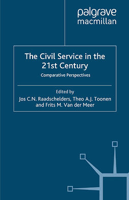 Meer, Frits M. - The Civil Service in the 21st Century, e-kirja