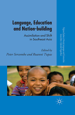Sercombe, Peter - Language, Education and Nation-building, e-kirja