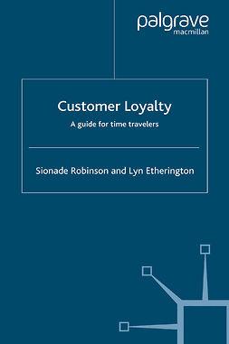 Etherington, Lyn - Customer Loyalty, ebook