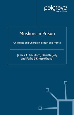 Beckford, James A. - Muslims in Prison, ebook