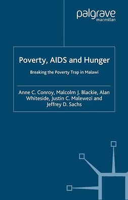 Blackie, Malcolm J. - Poverty, AIDS and Hunger, ebook