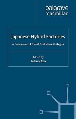 Abo, Tetsuo - Japanese Hybrid Factories, ebook