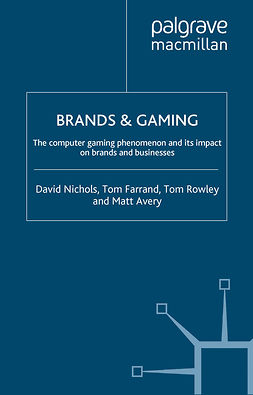 Avery, Matt - Brands & Gaming, e-bok