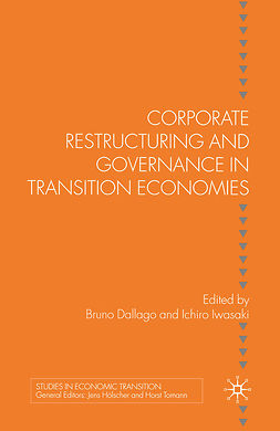 Dallago, Bruno - Corporate Restructuring and Governance in Transition Economies, e-bok