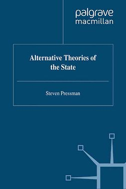 Pressman, Steven - Alternative Theories of the State, e-bok