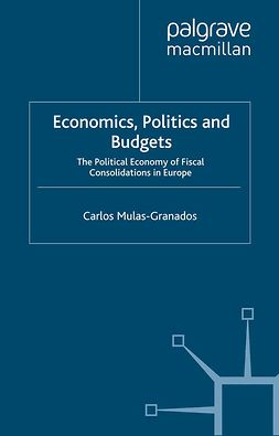 Mulas-Granados, Carlos - Economics, Politics and Budgets, ebook