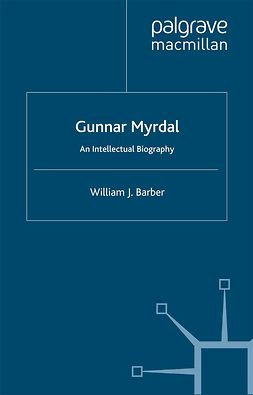 Barber, William J. - Gunnar Myrdal, ebook