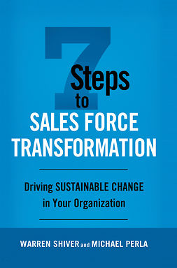 Perla, Michael - 7 Steps to Sales Force Transformation, ebook