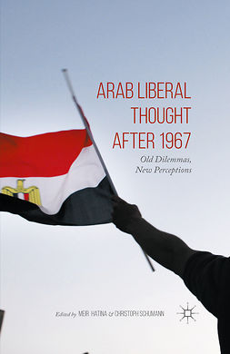 Hatina, Meir - Arab Liberal Thought after 1967, e-bok