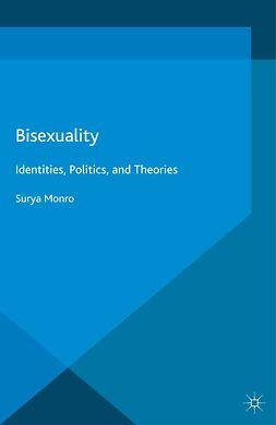 Monro, Surya - Bisexuality, ebook