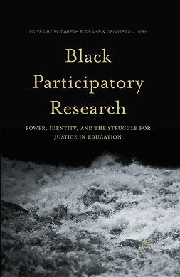 Drame, Elizabeth R. - Black Participatory Research, ebook