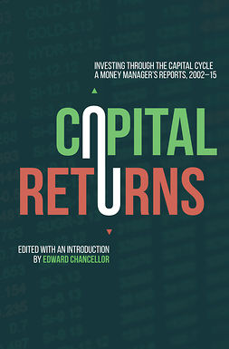 Chancellor, Edward - Capital Returns, ebook