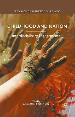 Imre, Robert - Childhood and Nation, e-bok