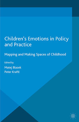 Blazek, Matej - Children's Emotions in Policy and Practice, ebook