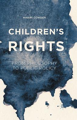 Cowden, Mhairi - Children's Rights, e-kirja
