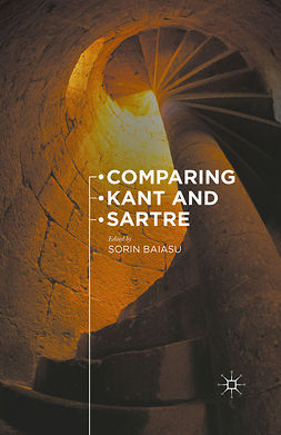Baiasu, Sorin - Comparing Kant and Sartre, e-bok