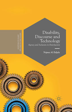 Zidjaly, Najma - Disability, Discourse and Technology, ebook