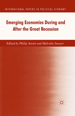 Arestis, Philip - Emerging Economies During and After the Great Recession, e-bok