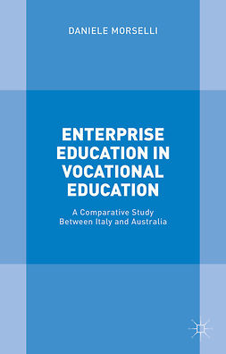 Morselli, Daniele - Enterprise Education in Vocational Education, ebook