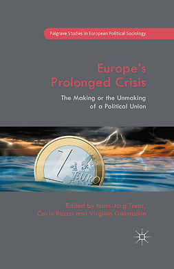 Guiraudon, Virginie - Europe's Prolonged Crisis, ebook