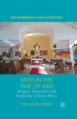Burchardt, Marian - Faith in the Time of AIDS, ebook